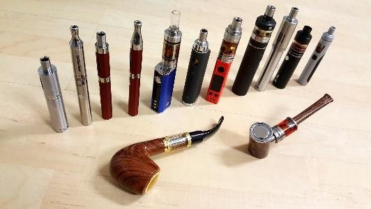 Fakten zur e-Nikotin-Dampfpfeife