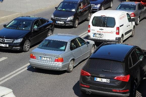 Tabakrauchbelastung im Auto