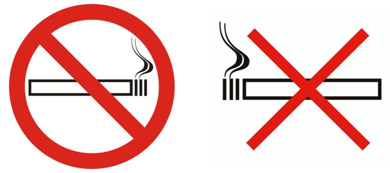 günstige Rauchverbotsaufkleber bestellen